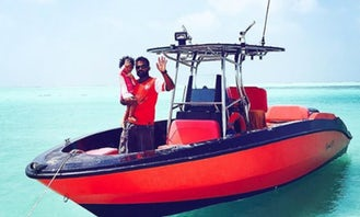 Enjoy An Ultimate Fishing Experience in Malé, Maldives