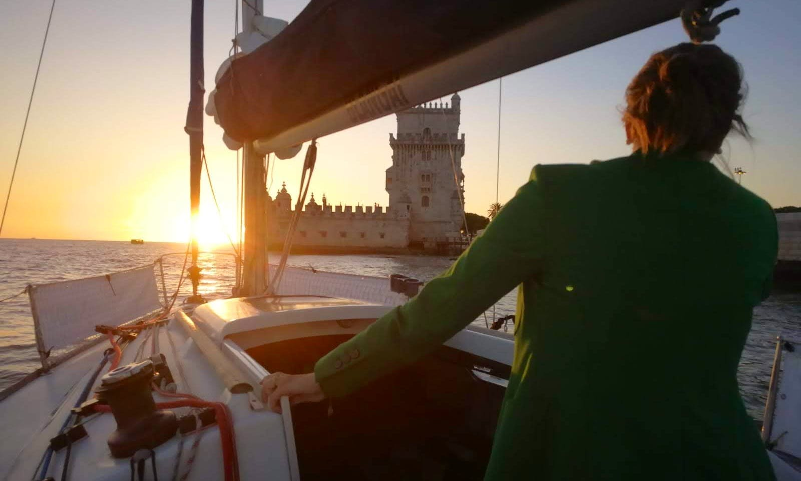 Let's sail in Lisbon, the adventure starts now!