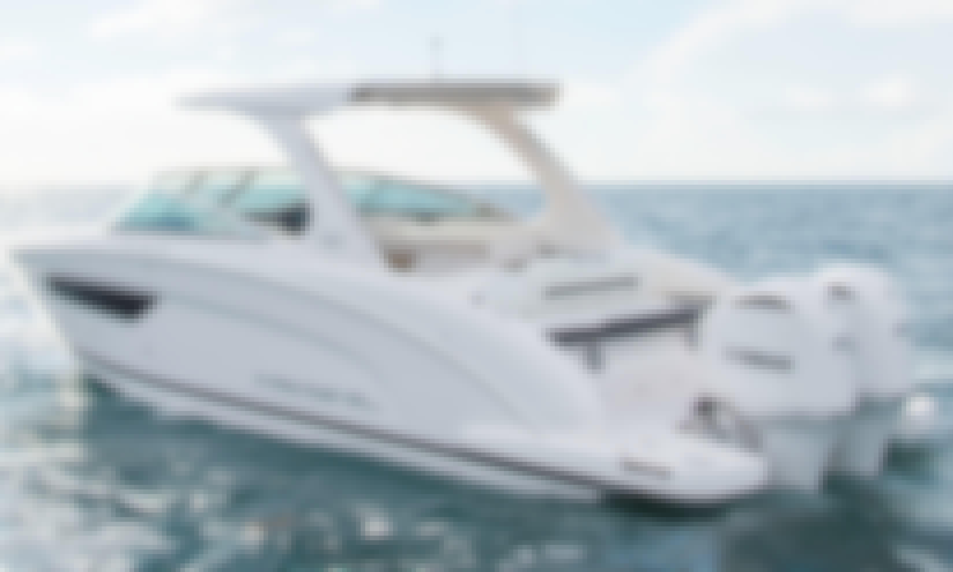 Miami Beach Rental Spectacular New Regal 30' Sport Yacht
