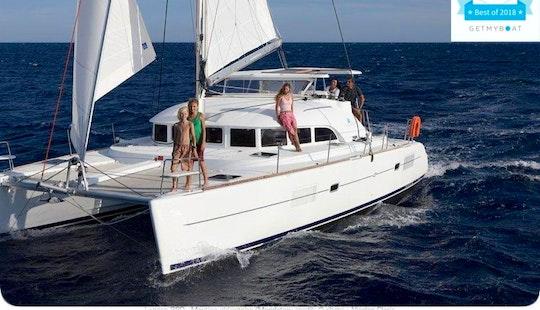 Sailing Catamaran Ideal For Parties/event - New Sunset Cruises