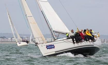 Beneteau First 40.7 Sailing Yacht to Cruise the Solent