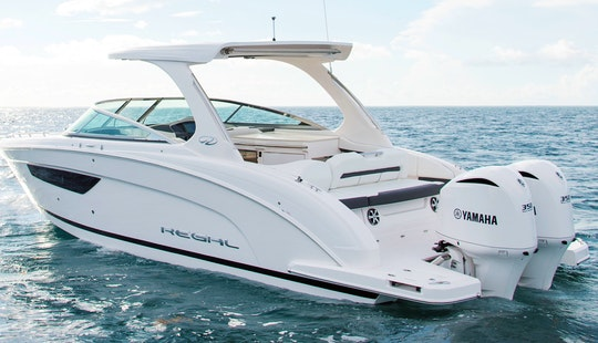 Spectacular New Regal 30' Sport Yacht