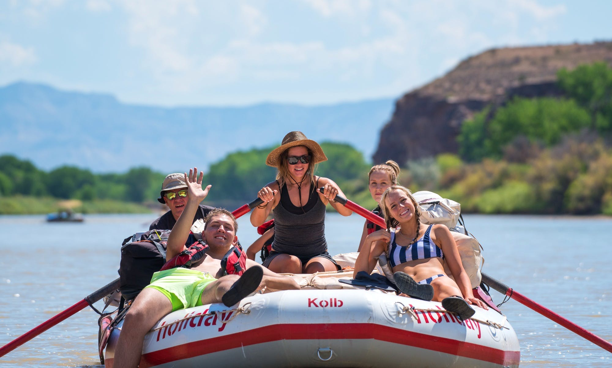 Westwater Canyon Rafting Trip