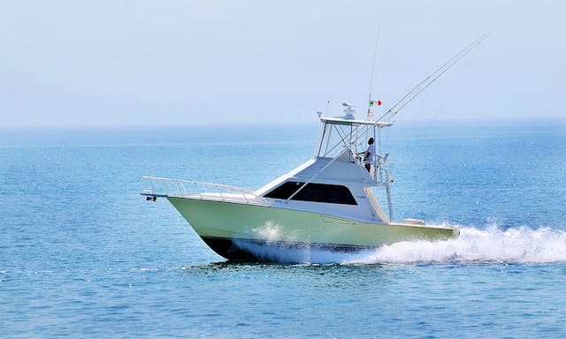 Cabo 35 Yellow / Fishing Boats rental in Puerto Vallarta