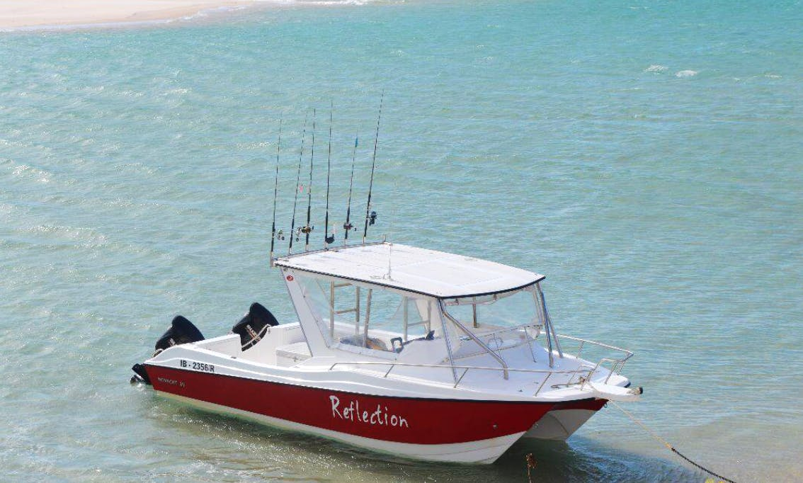 Take Part In An Amazing Fishing Trip In Inhambane, Mozambique