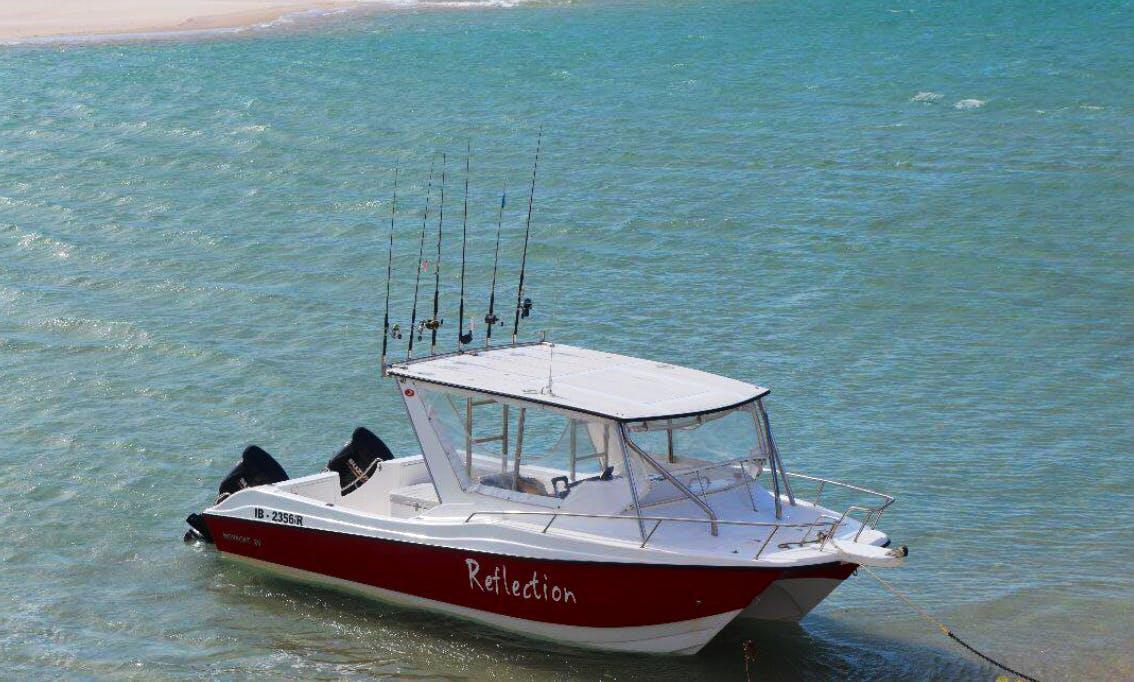 Take Part In An Amazing Fishing Trip In Inhambane, Mozambique