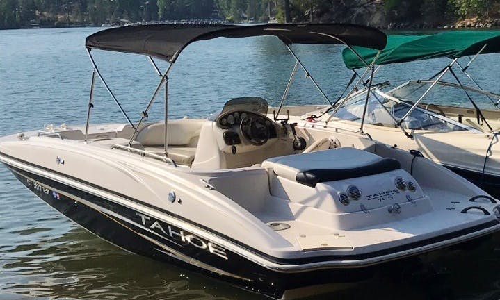 8 Passenger Boat Rental In Shaver Lake, California