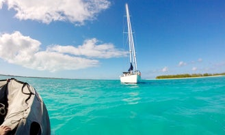 Charter a 60' Sailing Sloop for 6 People in French Polynesia