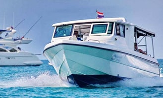 Low Rent High Speed SEAT 40 Speed Boat For rent in Pattaya