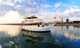 Come and Join the Thrill and Excitement onboard 60' Party Boat in Pattaya City, Thailand!