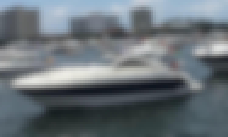 44' Targa Motor Yacht in Sunny Isles Beach, Florida