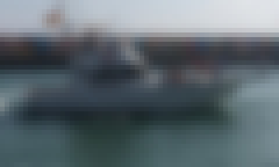 Amazing 44' Striker Flybridge Sportfishermans Yacht for Rental El Puerto de Santa María