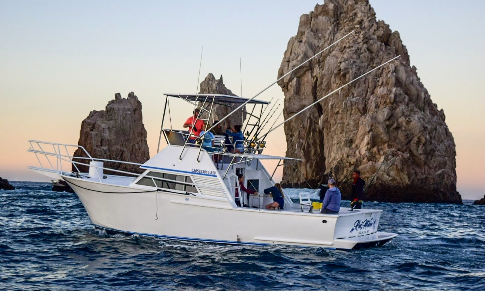 Awesome Fishing Charter in La Paz, Mexico