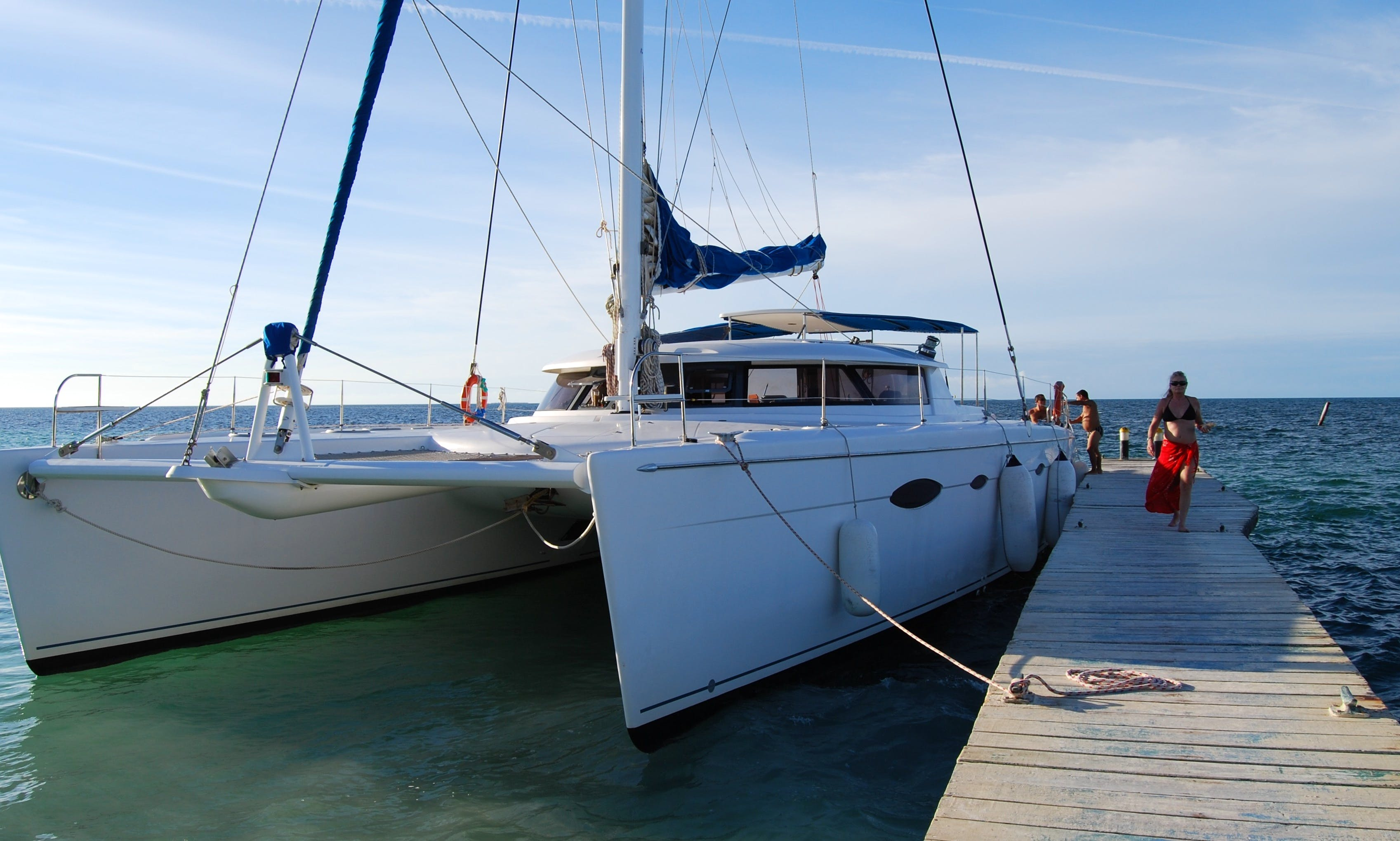 Andromeda 60 feet, Sailing Catamaran in Varadero, Cuba
