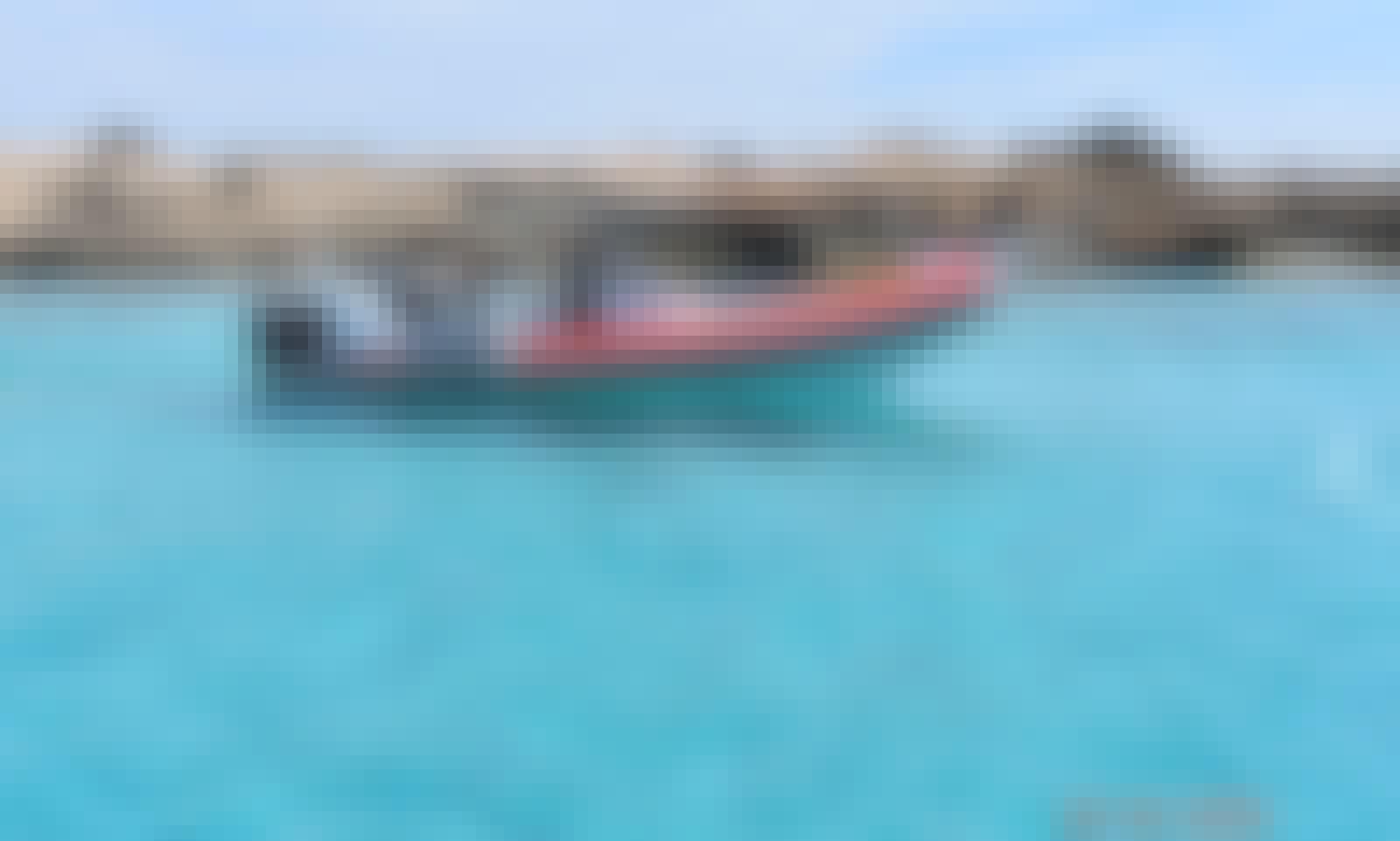 RIB rental in Eivissa