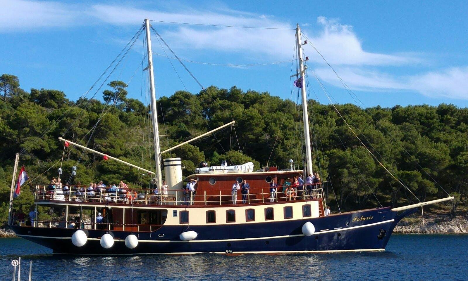 Event boat in Split - Croatia
