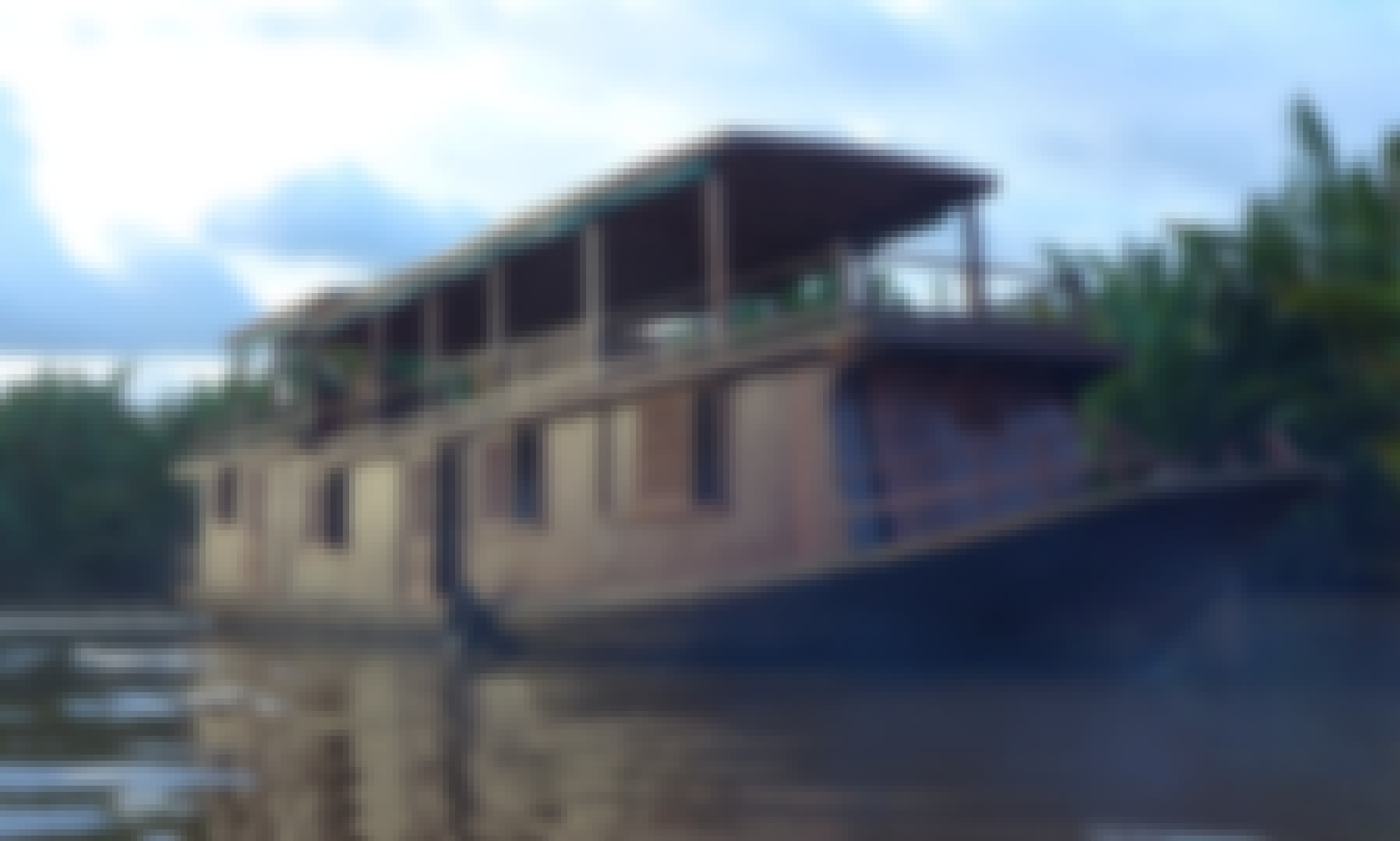 59 ft Houseboat KM Sekonyer Rental in Arut Selatan, Indonesia
