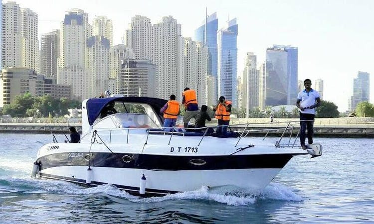 Luxurious Yacht For Cruising-12 guests in Dubai, UAE