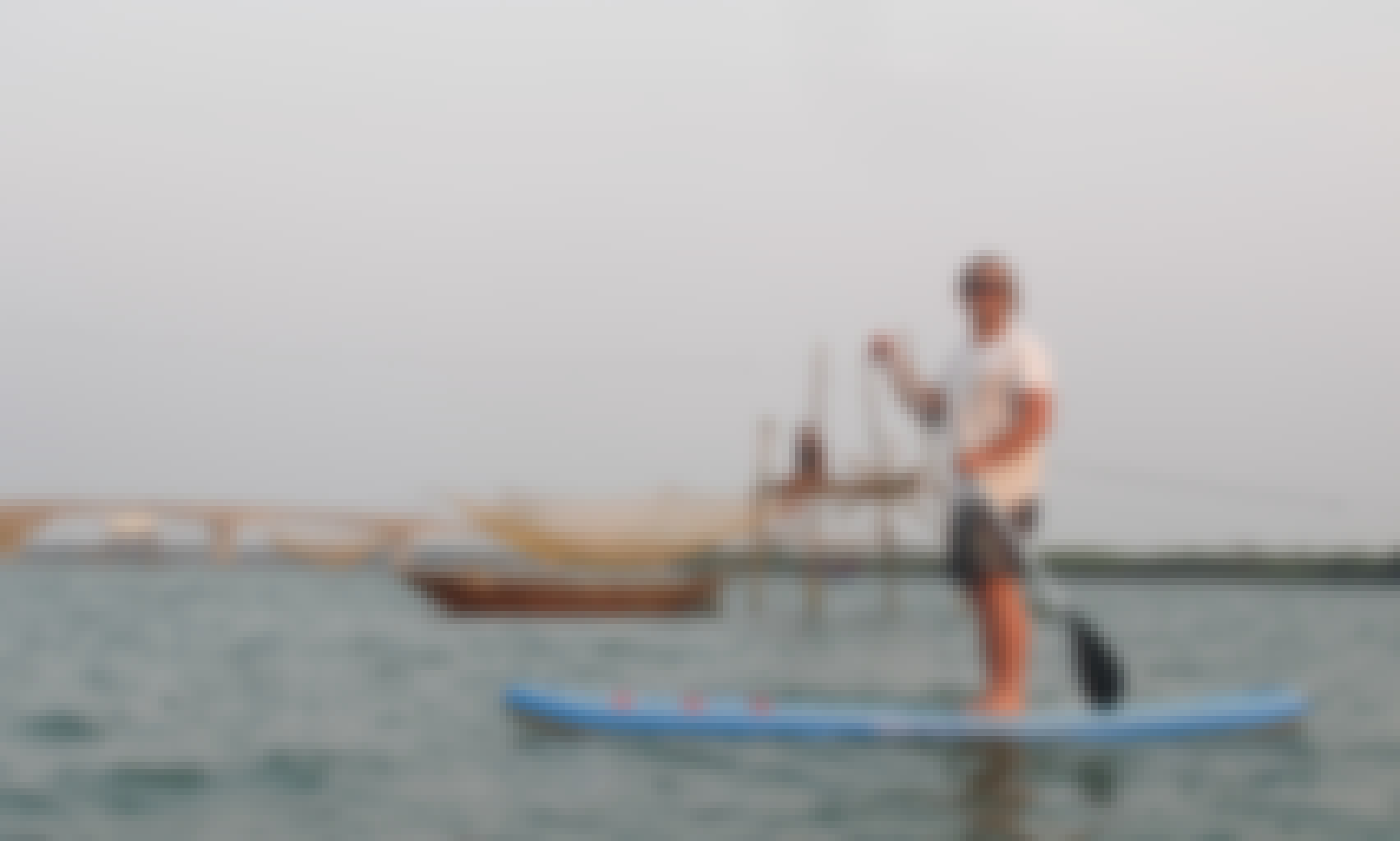 Stand Up Paddleboard Rental and Tour on Hoi An river