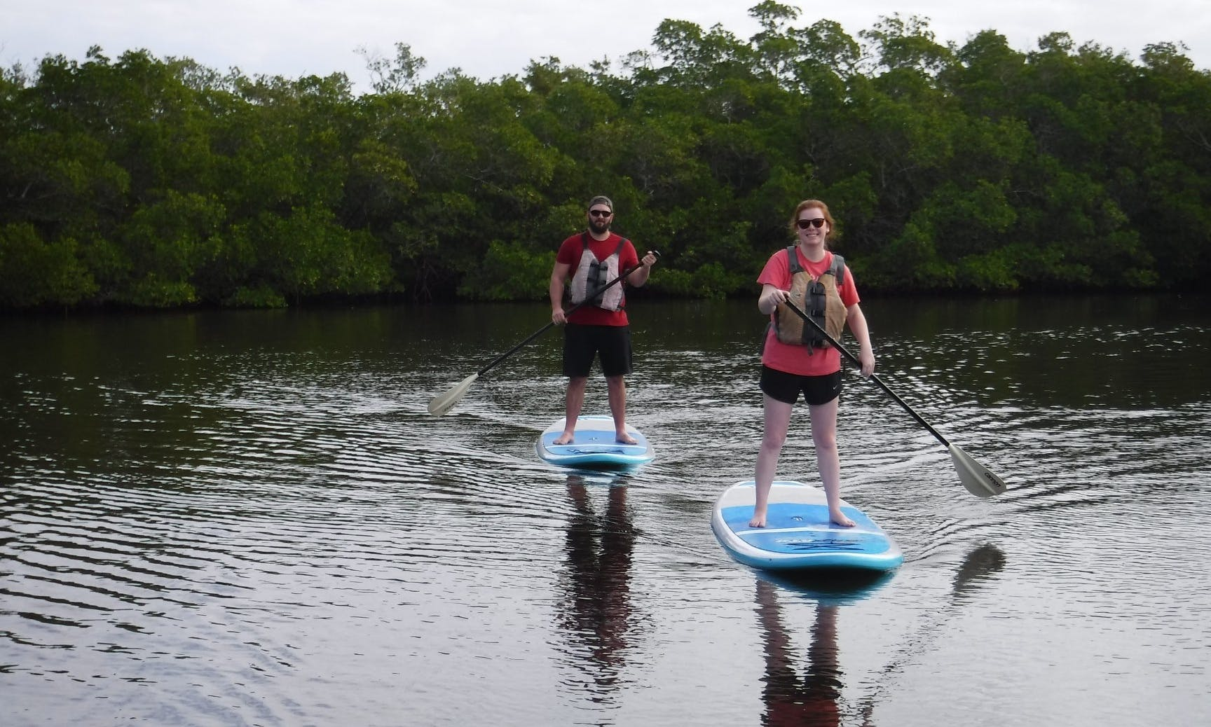 3-Hour Stand-up Paddleboard Rental in Fort Myers, Florida!