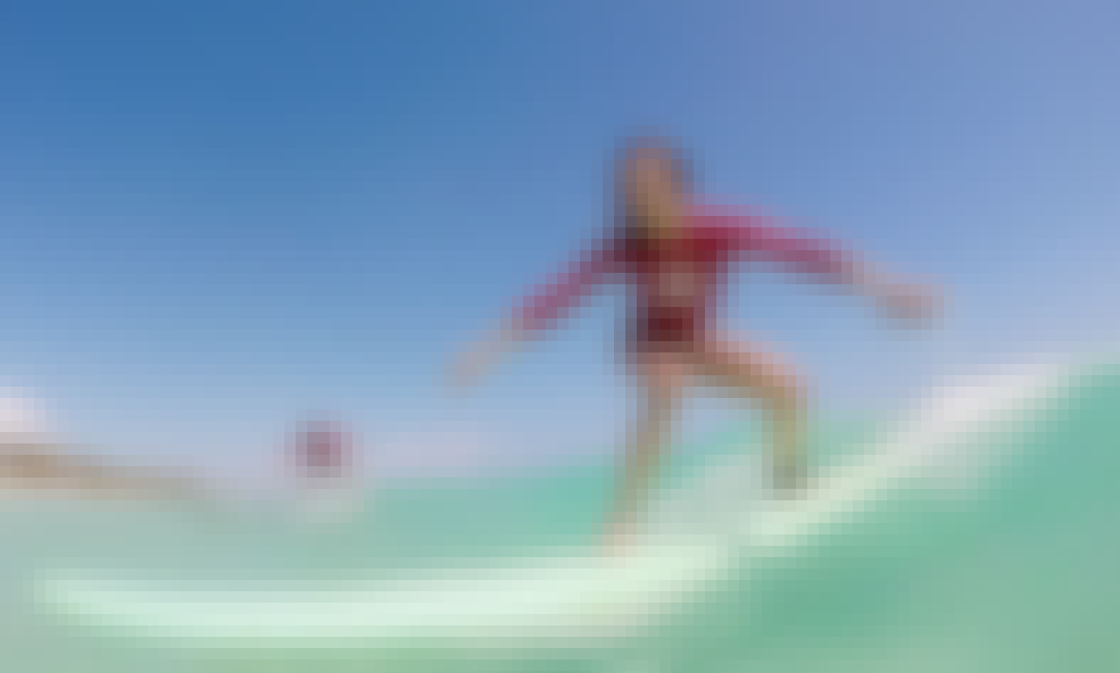 Surf Lessons & Surfboard Rental in Punta Cana