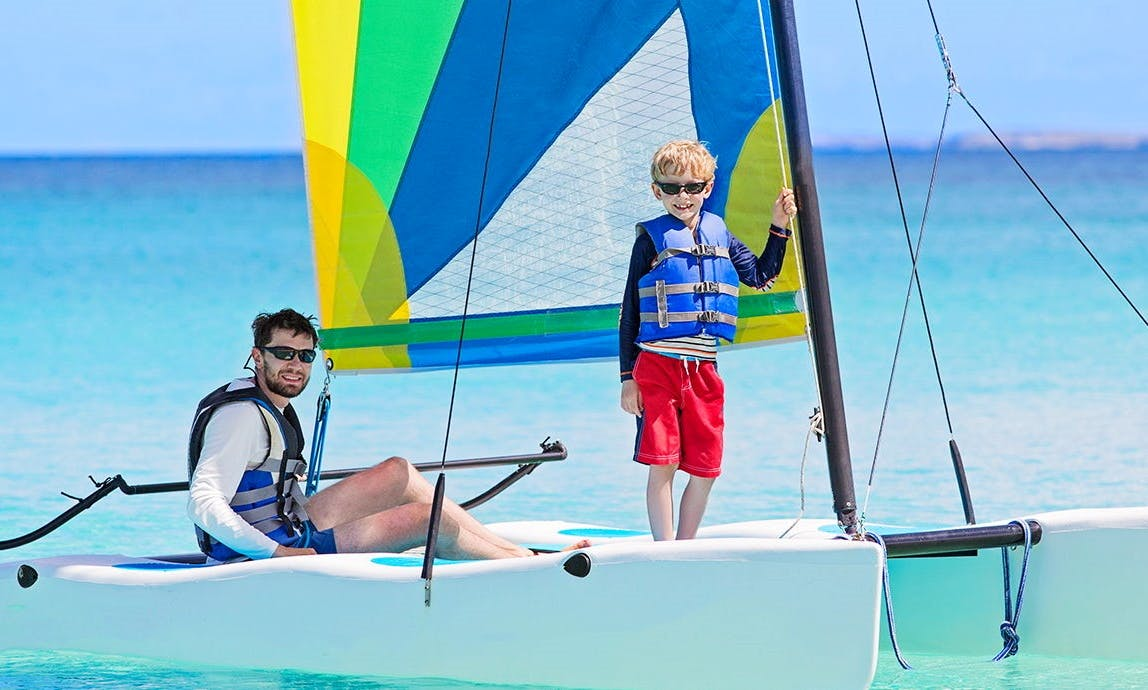 Hobie Cat Sailing Lessons and Rentals in West Palm Beach