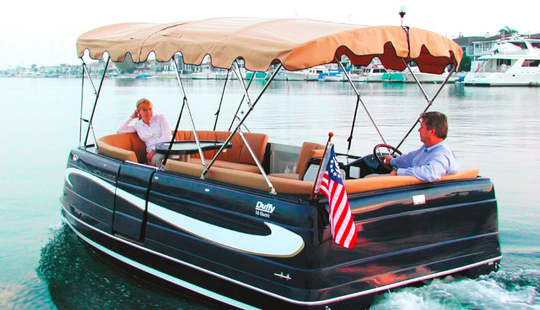 Duffy Electric Boat To Explore Seattle Waterways
