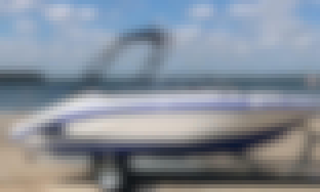 2019 Yamaha AR190 Bowrider Rental in Little Elm, Texas