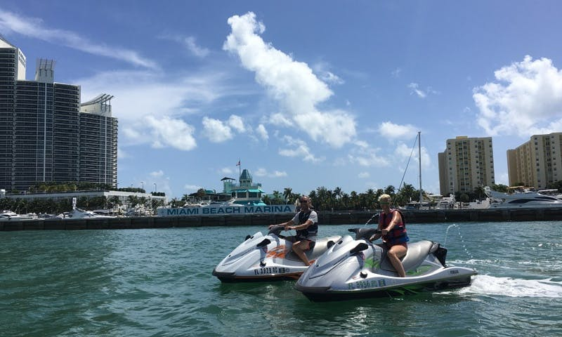 Come Enjoy An Unforgettable Jet-skiing Experience!