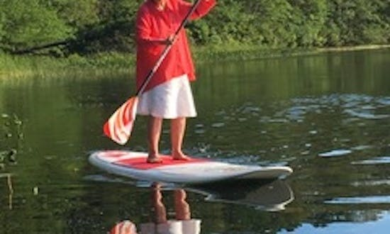 Stand Up Paddleboard Rental in Wellfleet