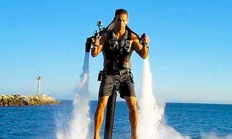 Jetpacking Water Parties For Rent In Brooklyn, Michigan