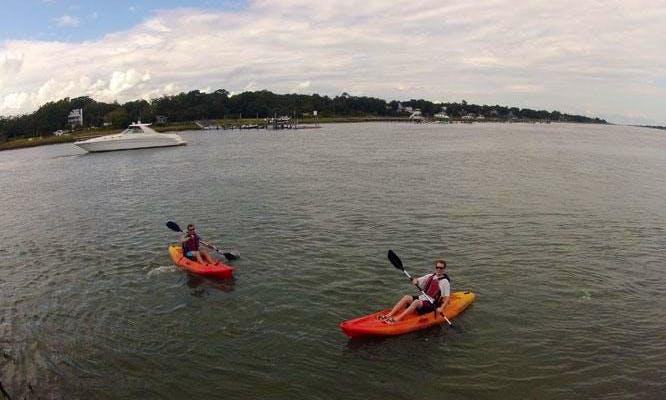 Single Kayak Rental in Wrightsville Beach
