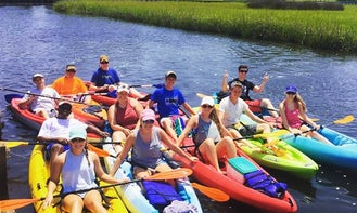 Tandem Kayak Rental in Oak Island