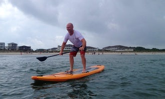 Easy to use Paddleboard and SUP Tour in Oak Island