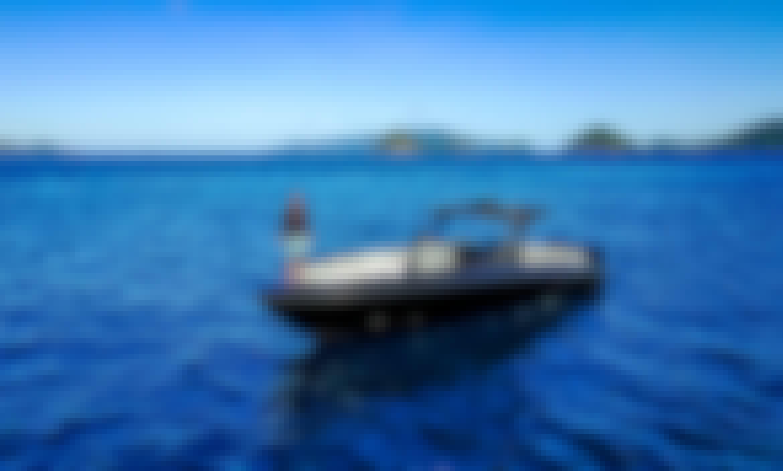 Charter A 37ft Open Midnight Express in St. Thomas, US Virgin Islands