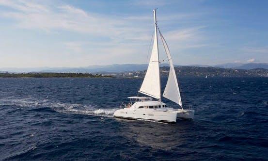 2017 Lagoon 380 Sailing Catamaran in Cienfuegos, Cuba