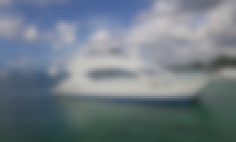 Motor Yacht rental in Bayahibe, La Romana Dominican Republic