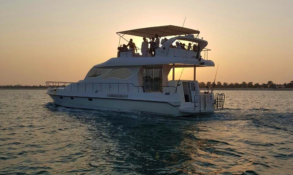 Ultimate Way To Celebrate Your Special Day in Abu Dhabi, UAE! Book An Amazing Yacht!