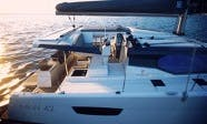 Book The 42' Astrea Cruising Catamaran With Watermaker In Rodney Bay, Saint Lucia