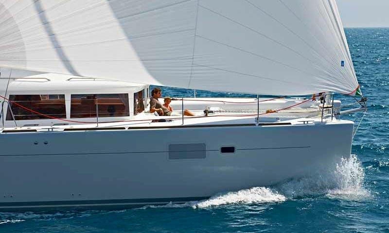 Lagoon 450 O.v. With A/C Cruising Catamaran in Ceiba, Puerto Rico