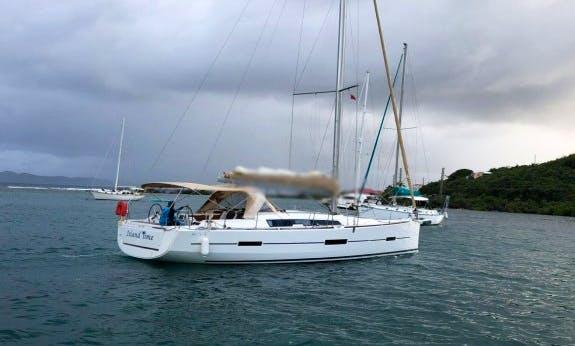 Dufour 412 Adventure Cruising Monohull Charter in Ceiba, Puerto Rico