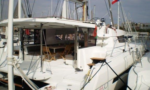 Charter A 2018 Bali 4.0 Cruising Catamaran In British Virgin Islands