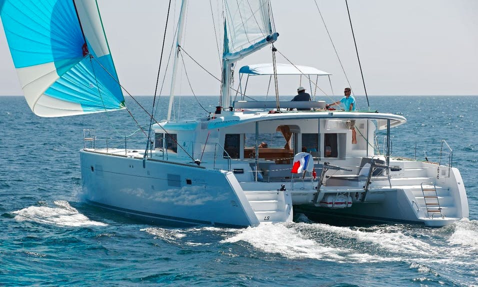 Lagoon 450 With Watermaker And 6 Cabins / 4 Head In Marigot