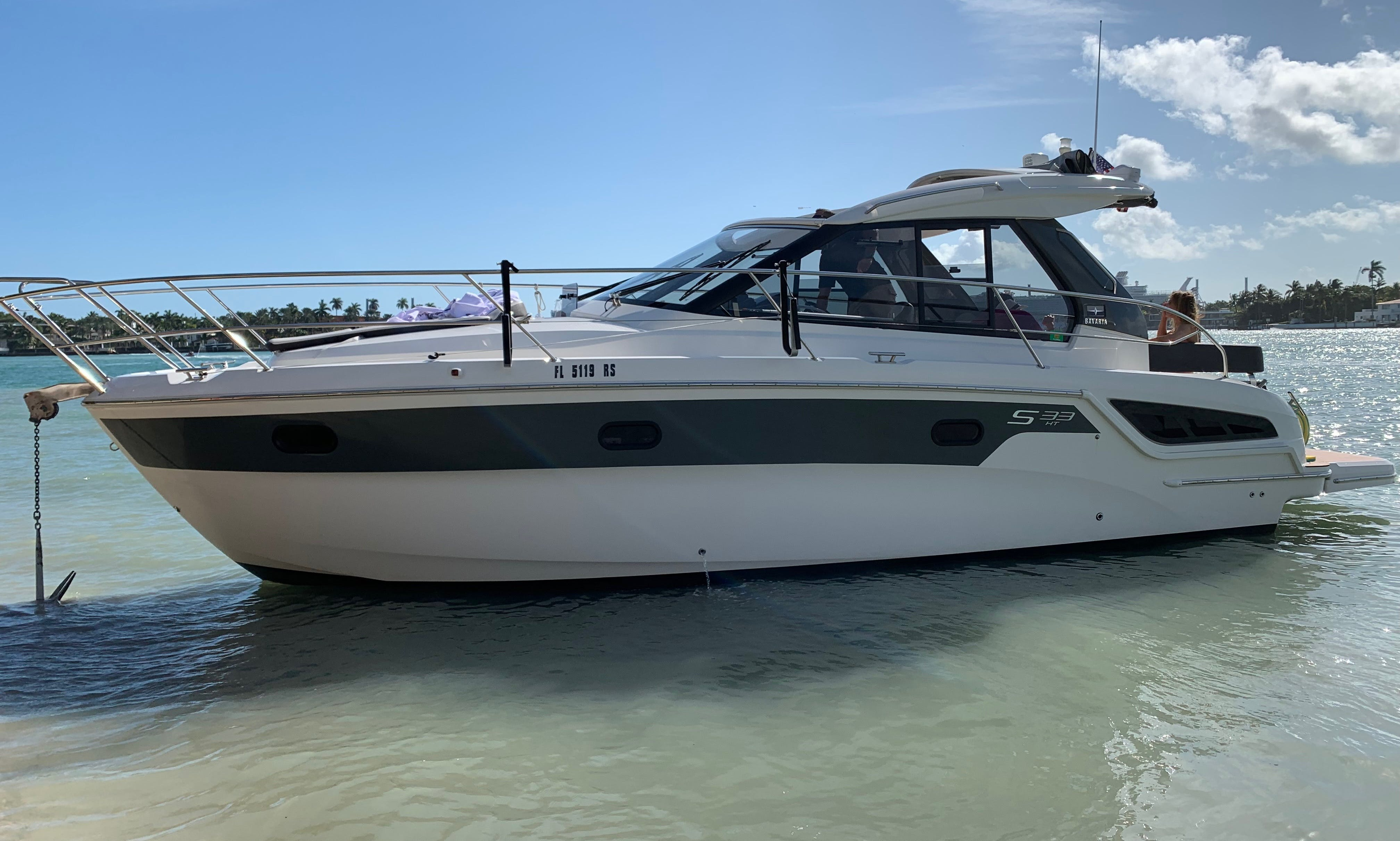 2018 Bavaria Yacht Charter in Miami