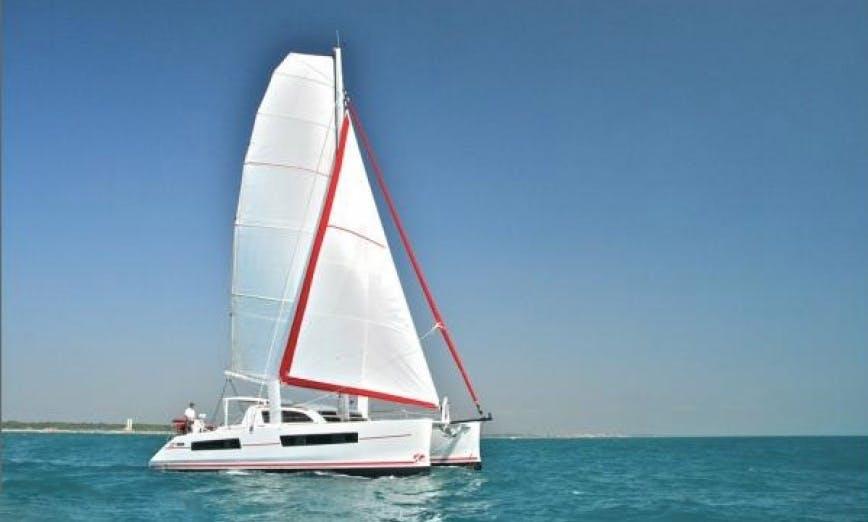 2011 Catana 47 Custom Catamaran With Watermaker In Marigot