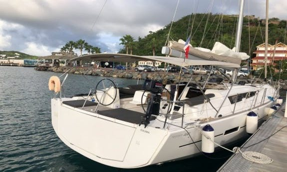 2018 Dufour 460 Grand Large Sailing Yacht In Marigot, St. Martin