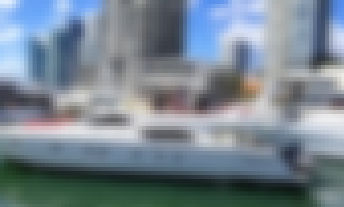 64' Ferreti Motor Yacht rental in Miami, Florida