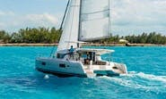Come Sail In British Virgin Islands On Lagoon 42 Cruising Catamaran