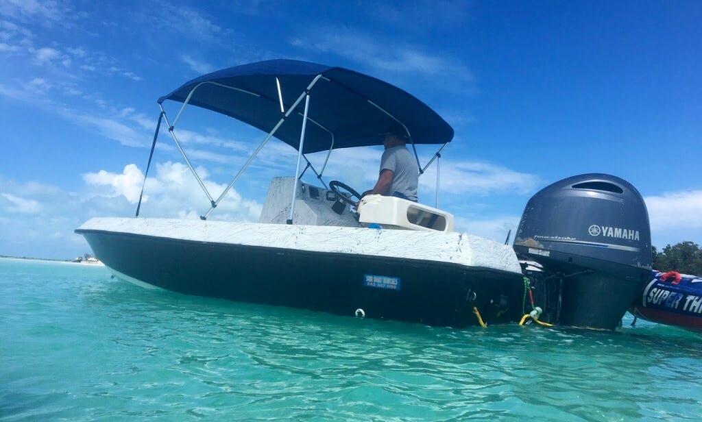 Enjoy the fantastic views around Long Island, Bahamas