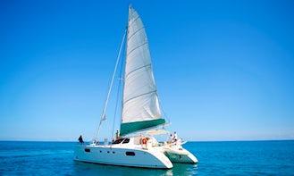 Skippered/Cabin Charter onboard Catana 471 Sailing Catamaran in Rivière Noire District
